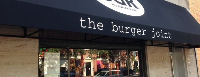 BGR - The Burger Joint is one of Alexandria.