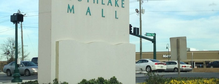 Southlake Mall is one of Atlanta area malls.