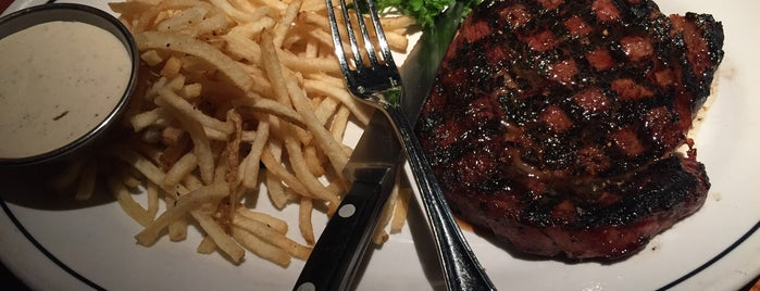 Woodmont Grill is one of America's Top Steakhouses.