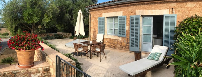 Hotel Predi Son Jaumell is one of Josue : понравившиеся места.