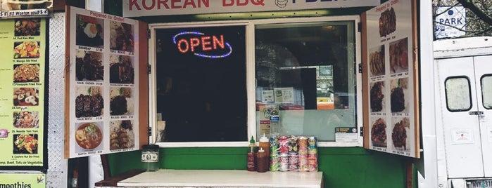#1 Bento Korean BBQ is one of Portland Favorites.
