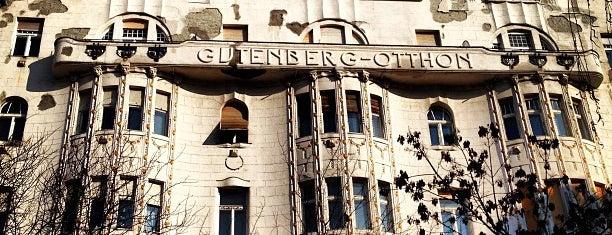 Gutenberg tér is one of Játszóterek.