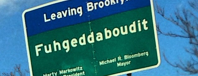 Brooklyn-Queens Border is one of Jason : понравившиеся места.