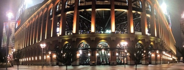 Citi Field is one of Sporting Venues....