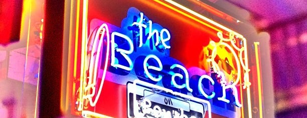 The Beach on Bourbon is one of SB '13.