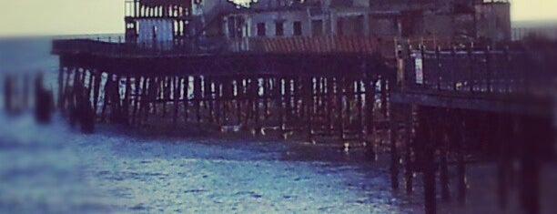 Hastings Pier is one of Mallory's Liked Places.