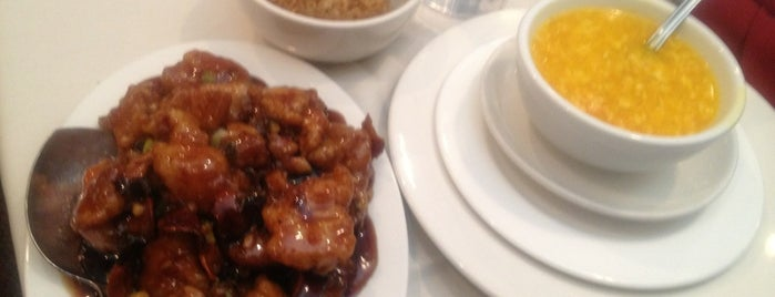 David Chu's China Bistro is one of places to eat.