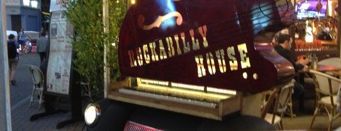 Rockabilly House is one of Vladimir 님이 좋아한 장소.