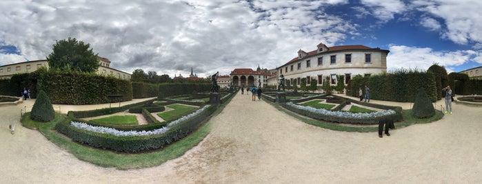 Valdštejnská zahrada | Waldstein Garden is one of Praha - Prague - Praga.