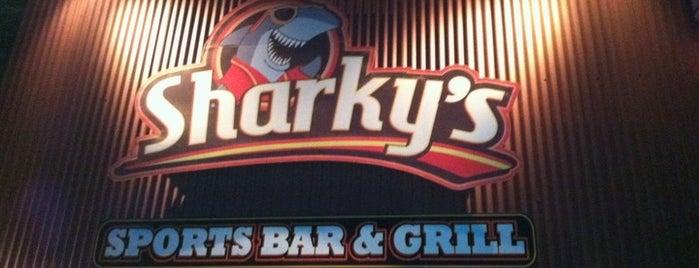 Sharky's Sports Bar Tamarindo is one of Costa Rica.