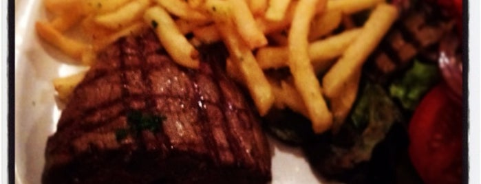 Les Grillades de Buenos Aires is one of Restaurants paris.