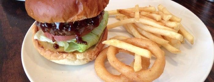 Hamburger Monster is one of Osaka.