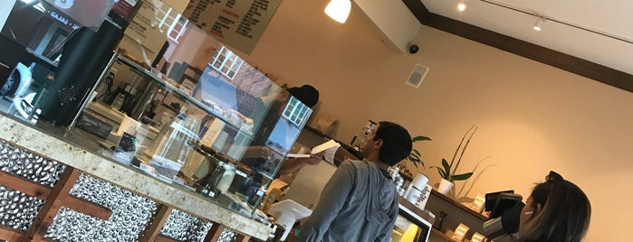 Aharon Coffee & Roasting Co. is one of To Try.