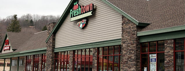 Freshtown is one of Lugares favoritos de Erik.