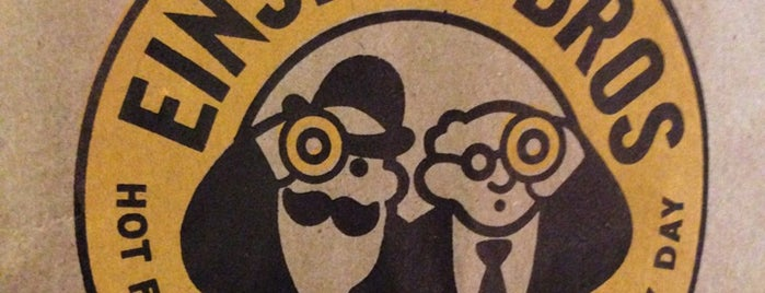 Einstein Bros Bagels is one of Washington DC.
