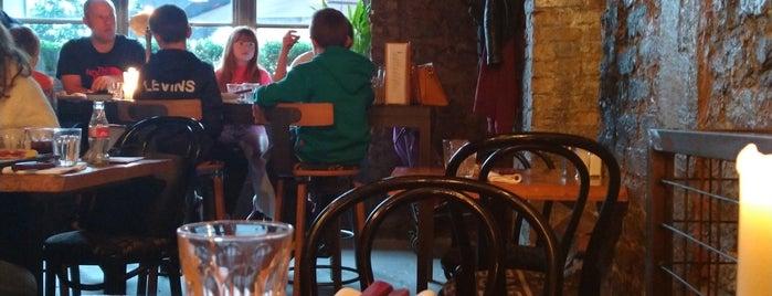 Platform Pizza Bar is one of ireland.