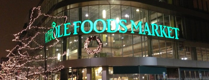 Whole Foods Market is one of Candy: сохраненные места.