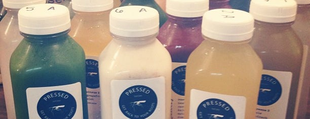 Pressed Juicery is one of Juice Bars Cali.