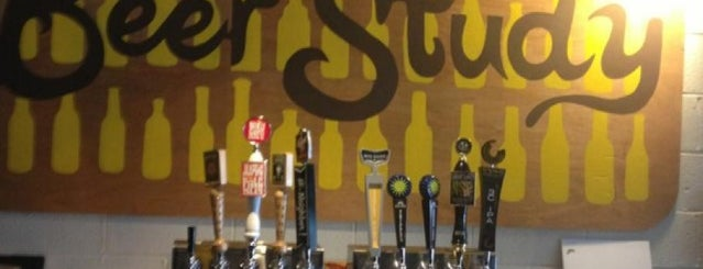 Beer Study is one of NC Beer Tour!.