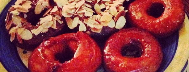 The Brindle Room is one of The Best Doughnuts in New York.