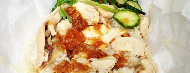 Nong's Khao Man Gai is one of Portland To Do List.