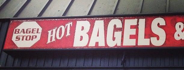 Bagel Stop is one of Locais curtidos por Tony.