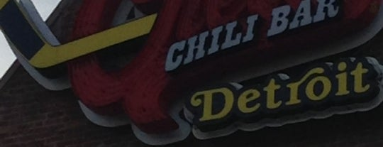 Cheli's Chili Bar is one of Detroit.