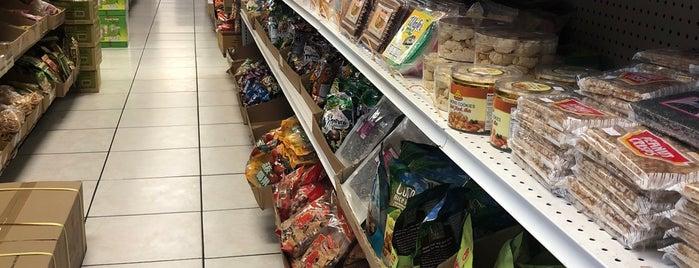 Jm Oriental Market is one of SE.