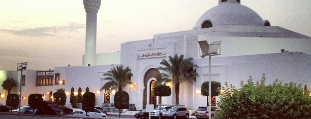 King Khalid Mosque is one of Posti che sono piaciuti a Samah.