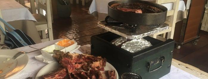 El Cenador Grill is one of Europe 4.