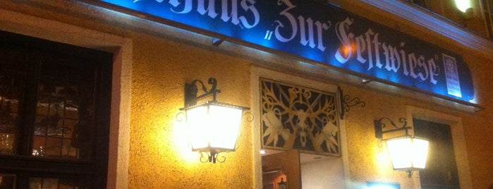 Gasthaus Zur Festwiese is one of Charles : понравившиеся места.