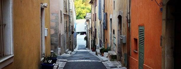 Valbonne Village is one of Russeweb : понравившиеся места.