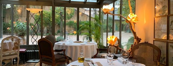 Hostellerie De L Abbaye De La Celle is one of WORLDS BEST HOTELS..