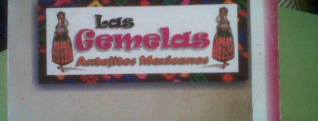 Las Gemelas is one of Restaurantes Polanco.