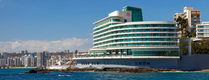 Sheraton Miramar Hotel & Convention Center is one of Orte, die Pablo gefallen.