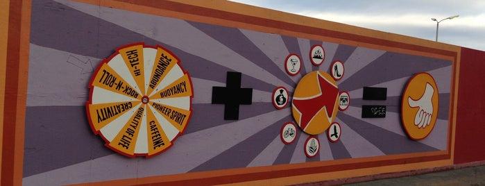Spin A Tale ... By Kristen T. Ramirez is one of Public Art in Seattle: Broadway.
