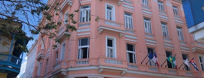 Hotel Ambos Mundos is one of This is Havana!.