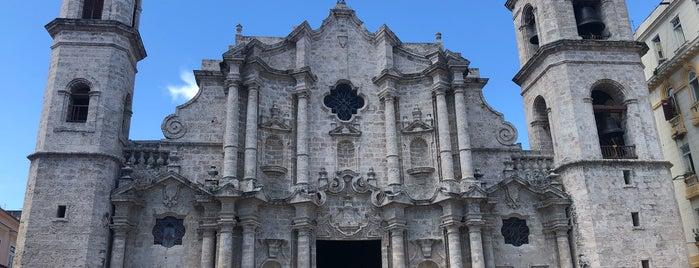 Catedral de la Virgen María de la Concepción Inmaculada (Catedral de San Cristóbal) is one of Locais curtidos por Carl.