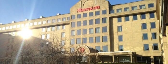 Sheraton Grand Hotel & Spa is one of SCOTLAND.