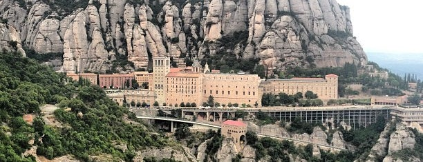 Muntanya de Montserrat is one of Locais curtidos por Peter.