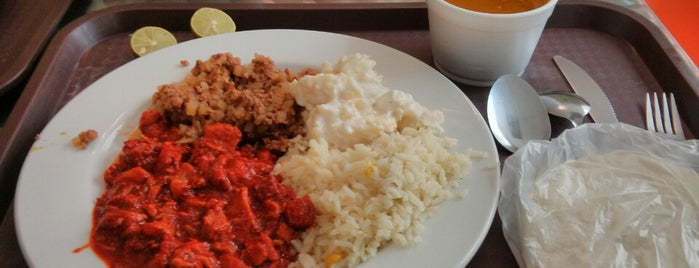 La Luz is one of Favorite Food.