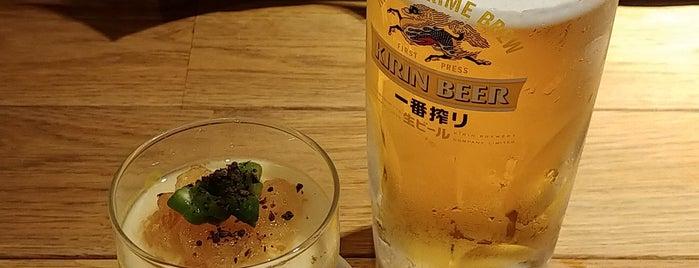かんすけ 薬院店 is one of 大人が行きたいうまい店2 福岡.