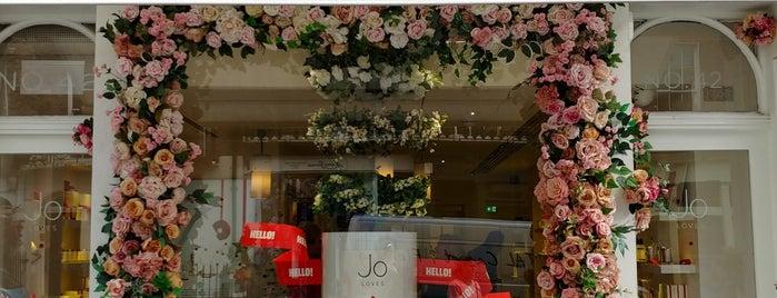 Jo Loves is one of London 🇬🇧.