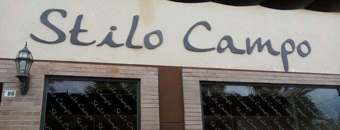 Stilo Campo is one of Lieux qui ont plu à Maria.