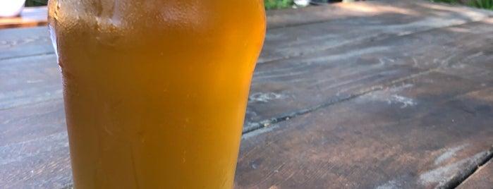 Cosmic Coffee + Beer Garden is one of Tempat yang Disimpan Matt.