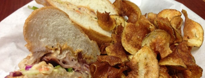 The Blind Squirrel Sandwiches is one of Austin To-Do.