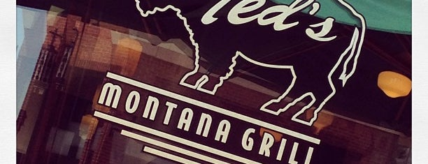 Ted's Montana Grill is one of Posti salvati di Victor.