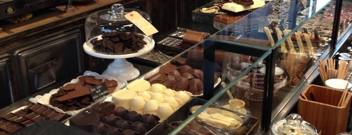 SAID dal 1923 Antica Fabbrica del Cioccolato Roma is one of London cafe & sweets.