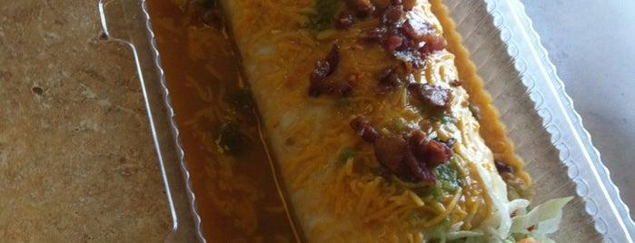 Gomez Burritos is one of Favorite places.