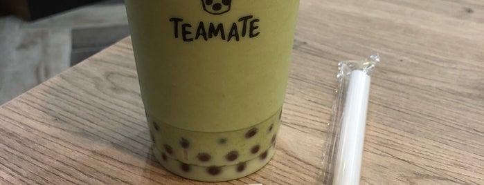 Teamate is one of Düsseldorf Best: Coffee & desserts.